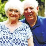 Celebrated 60 years of marriage