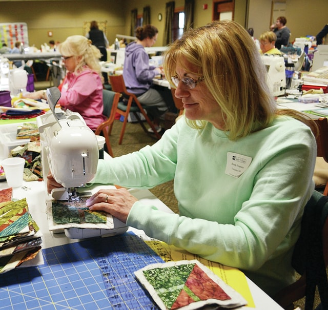 Sauder Village Crazy For Quilting Fulton County Expositor