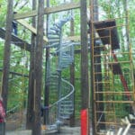 Camp Palmer secures high ropes donation