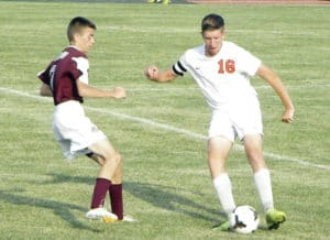 Wauseon boys soccer shut out by Rossford