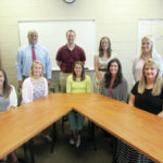 Wauseon BOE presents new teachers