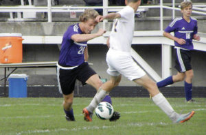Maumee proves too much for Swanton in sectional tournament