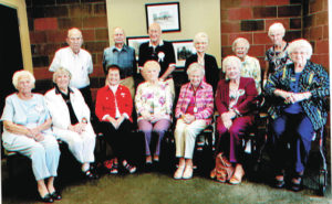 WHS classes join for reunion