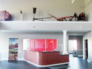 New county museum readies to impress