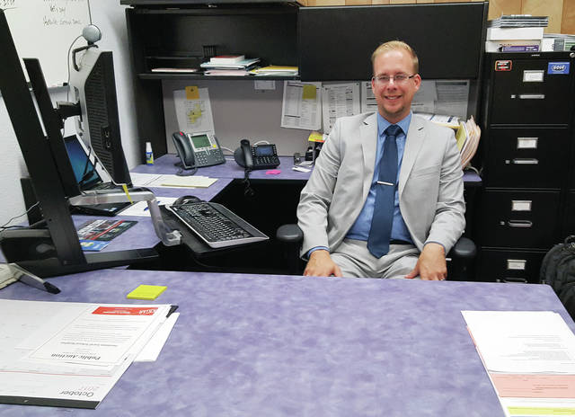 The timing was right for Chris Lake to become superintendent of Swanton Local Schools.
