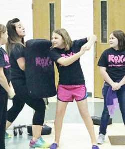 ROX program empowering girls