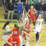 Delta girls basketball downs Wauseon in league play