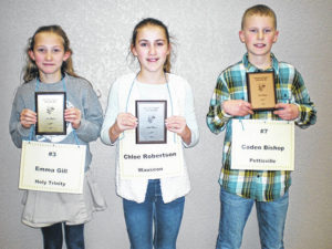 Fulton County students showcase spelling smarts