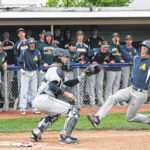 Streaks top Flyers for baseball sectional crown
