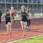 Pettisville girls run away with league title