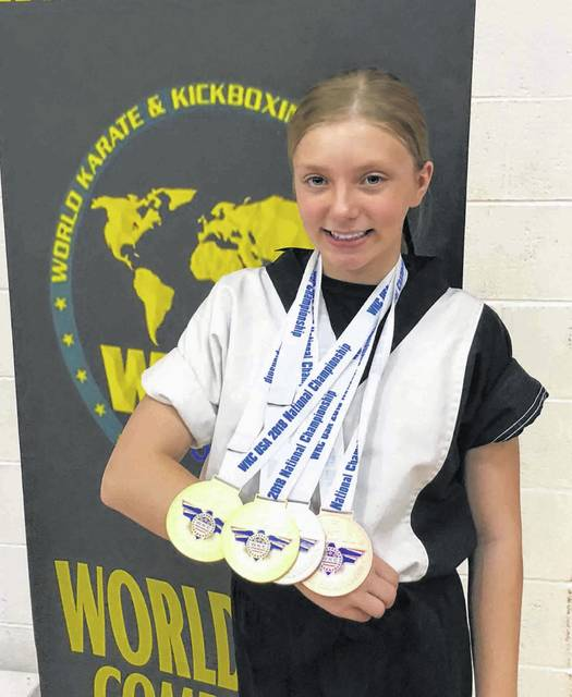 Local makes Team USA - Fulton County Expositor