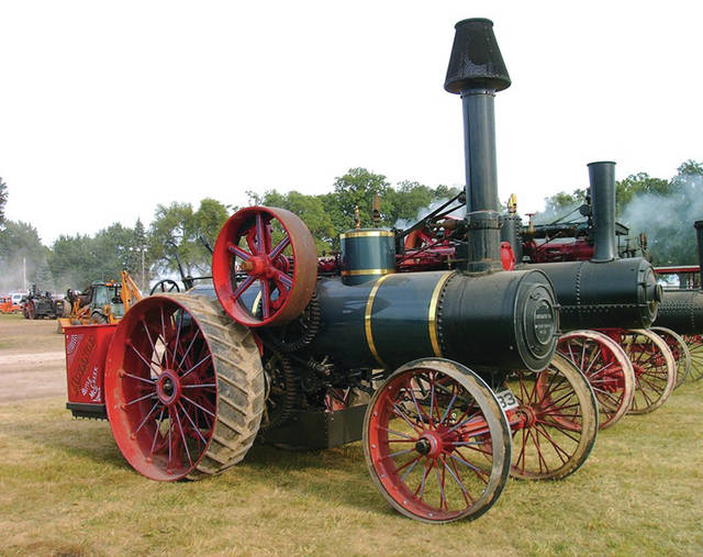 The National Threshers Association Reunion will be held at the Fulton County Fairgrounds starting Thursday.