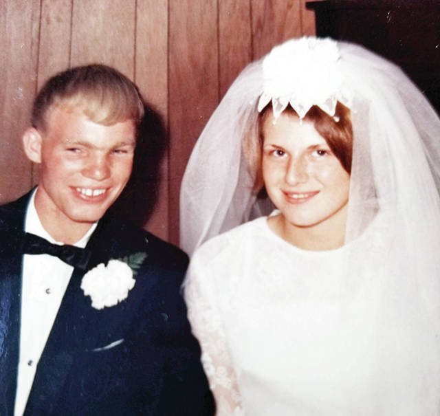 Larry and Connie Sintobin