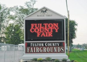 Plenty of inspirational music at this year's Fulton County Fair
