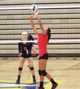 Senior duo back for Wauseon volleyball