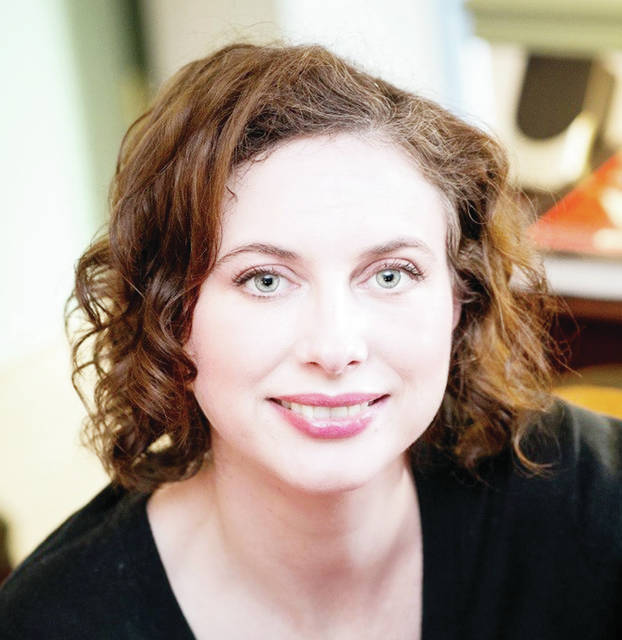"""The Wauseon Public Library will host Wauseon High School graduate (Amy) Merrill Wyatt's debut middle-school novel """"Ernestine, Catastrophe Queen."""" Merrill will be at the library, 117 E. Elm St., Saturday, Aug. 25, 10 a.m. to 2 p.m. to talk about her debut novel, and will have copies of the book to purchase and sign."""