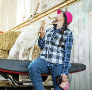 Tractor Supply holds Out Here With Animals events