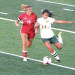 Vikes look to take off in girls soccer