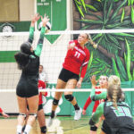 Indians sweep Panthers in league play