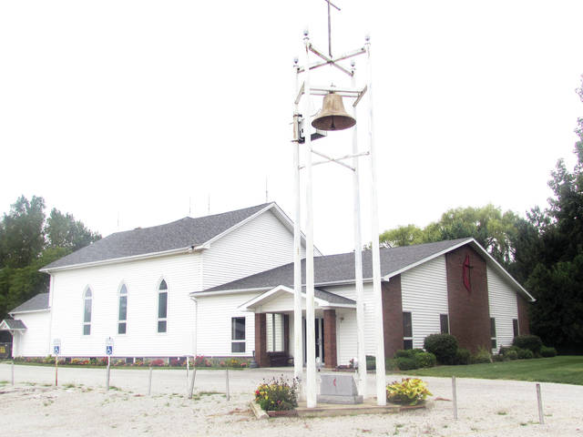 Wauseon Zion United Methodist Church on County Road 11 invites the public to its susquicentennial celebration on Sunday, Sept. 16.