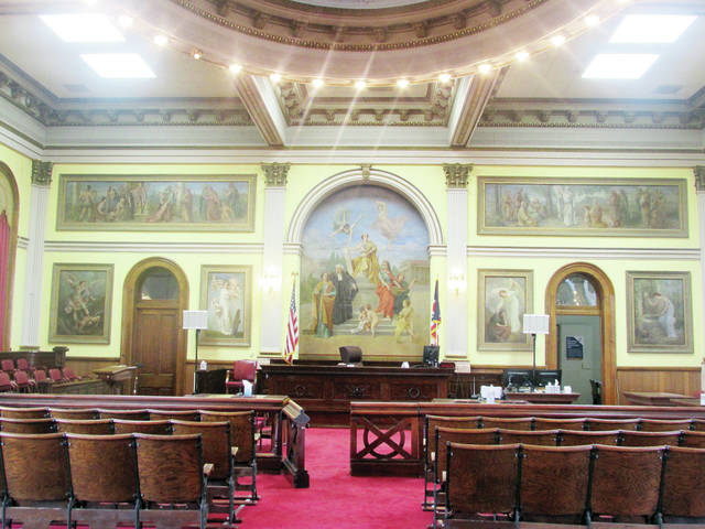 Fulton County Common Pleas Court will be transformed to update technology and wheelchair access but will retain much of its historical aspects.