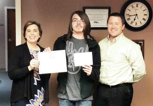 DHS senior 'Commended Student' - Fulton County Expositor